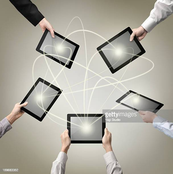 Network and Digital Tablet