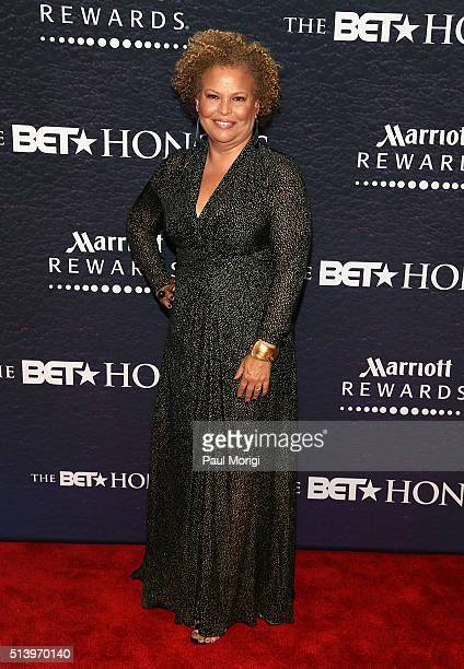 Network CEO Debra L Lee attends the BET Honors 2016 at Warner Theatre on March 5 2016 in Washington DC