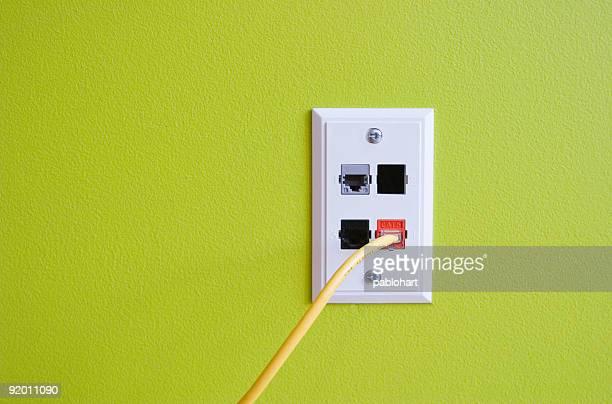Connexion au réseau