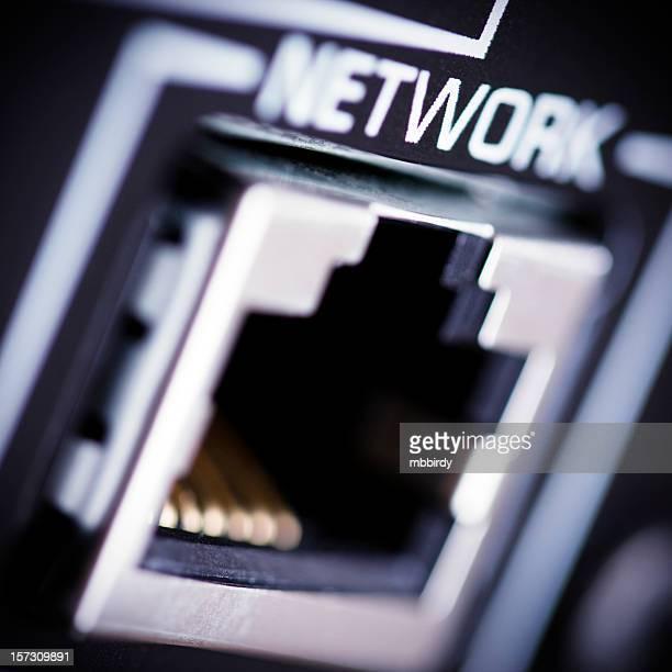 Connexion réseau LAN