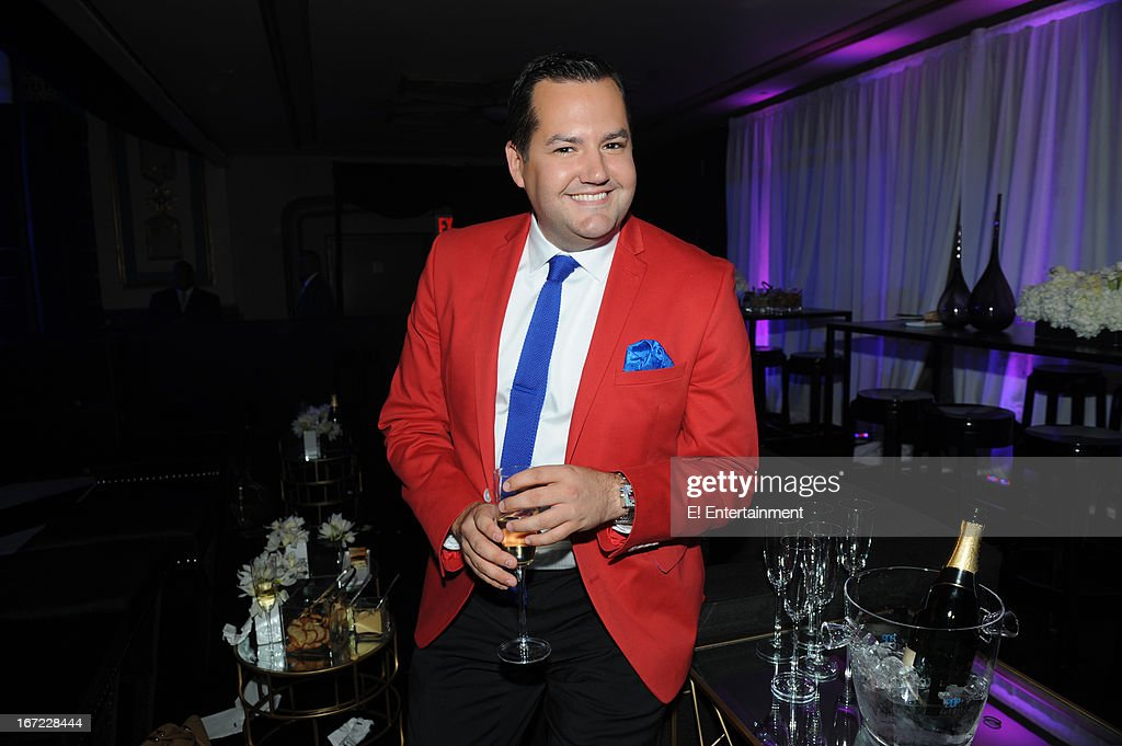 E! Network Events -- 'E! Entertainment 2013 Upfront at The Grand at Manhattan Center Studios' -- Pictured: Ross Mathews --