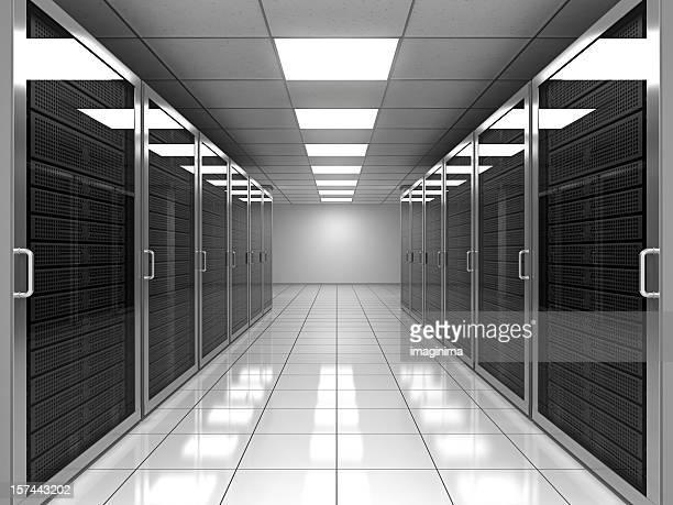 ネットワークサーバールーム