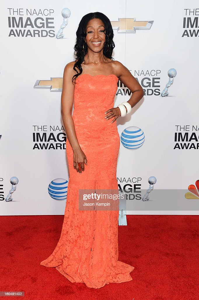 Networks Vice President of Talent and Casting Robi Reed attends arrives at the 44th NAACP Image Awards held at The Shrine Auditorium on February 1...