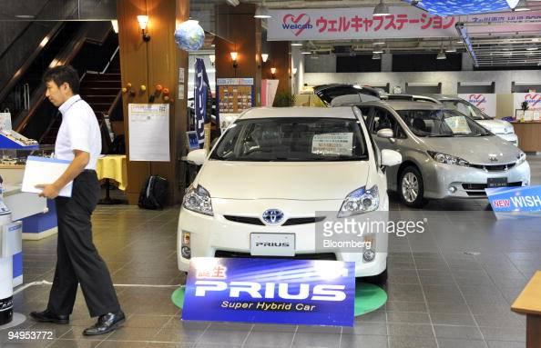 A Netz Toyota Employee A Toyota Motor Corp Dealer Does