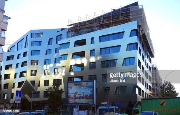 Neubau der BNDZentrale an der Chausseestrasse und Schwartzkopf strasse in Berlin Mitte wird noch teurer die Kosten sollen auf ca 19 Milliarden...