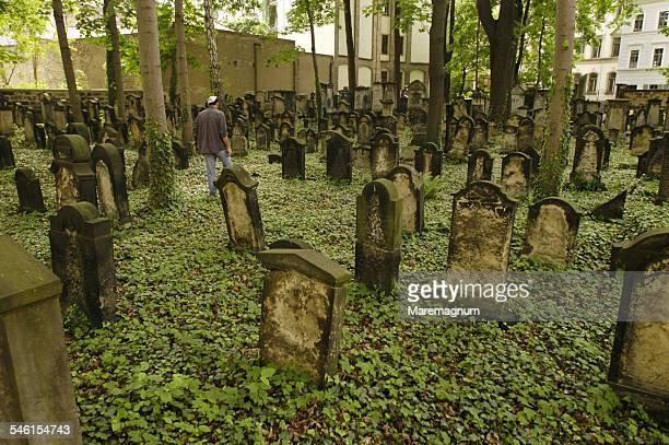 Neuestadt, old Jewish Cemetery