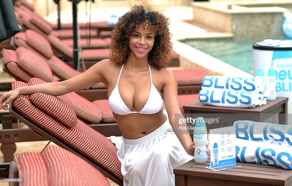 'Neuro Brand Ambassador' during Neuro Drinks At LudaDay Weekend Celebrity Pool Party on September 2, 2013 in Atlanta, Georgia.