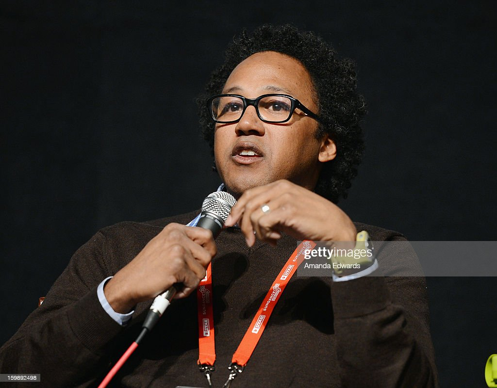 Neuroscientist Andre Fenton attends the Once Upon A Quantum Symmetry: Science In Cinema Panel at Egyptian Theatre during the 2013 Sundance Film Festival on January 22, 2013 in Park City, Utah.