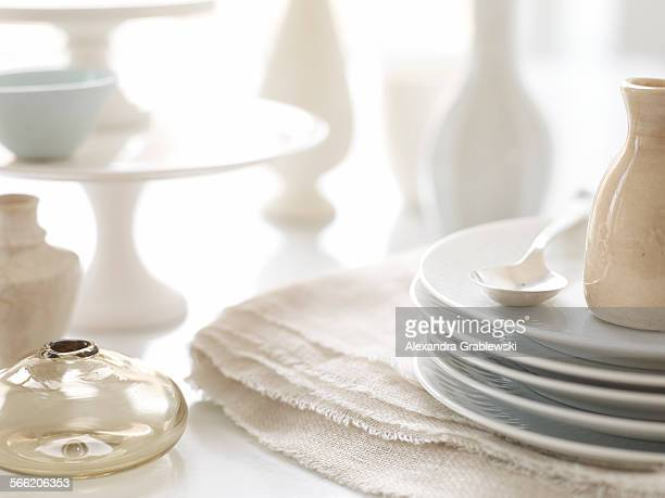 Neutral Tableware