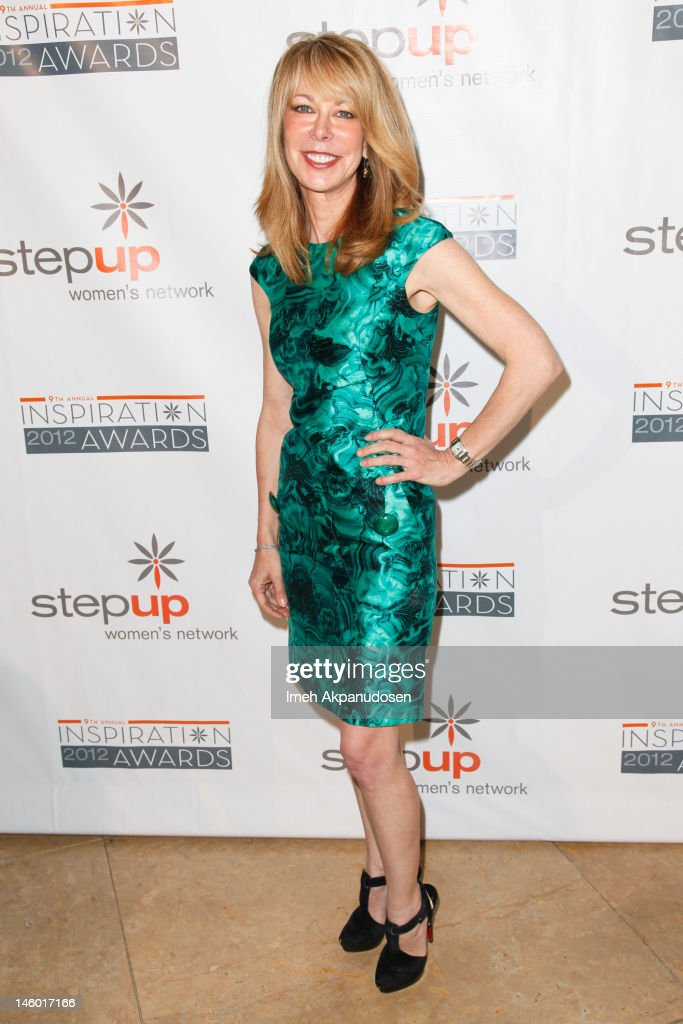 Neutrogena President & General Manager Susan Sweet attends Step Up Women's Networks' 9th Annual Inspiration Awards at The Beverly Hilton Hotel on June 8, 2012 in Beverly Hills, California.