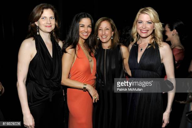 Neva Anton Dayssi Olarte de Kanavos Susan Magazine and Amy McFarland attend NEW YORKERS FOR CHILDREN Spring Dinner Dance Presented by AKRIS at The...
