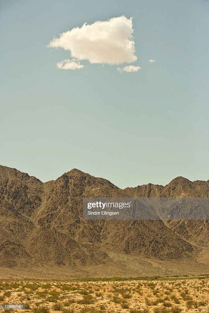 Nevada desert : Stock Photo
