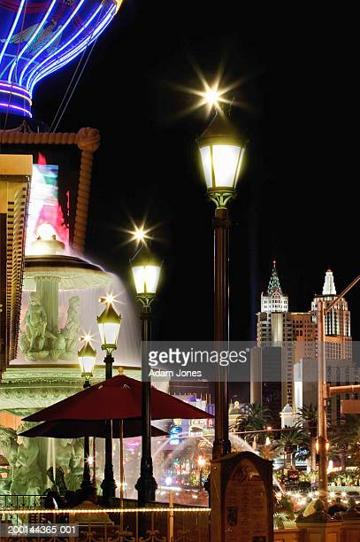 USA, Nevada, Las Vegas, night