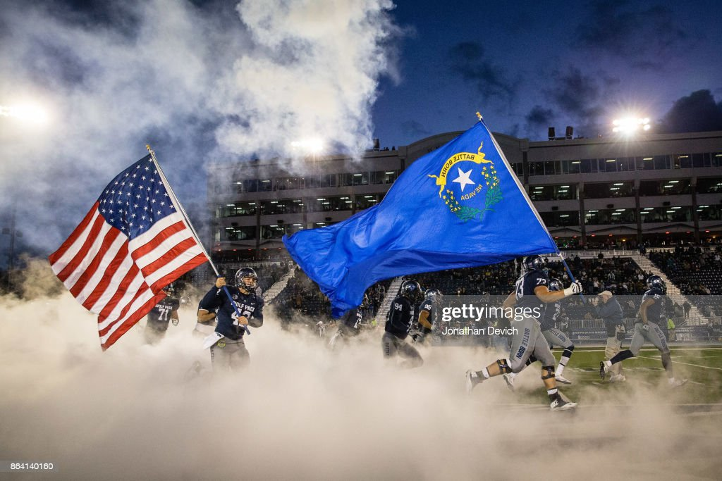 Air Force v Nevada
