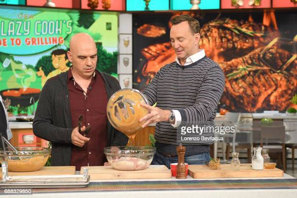 THE CHEW Neve Campbell is the guest today Thursday May 25 2017 on ABC's 'The Chew' 'The Chew' airs MONDAY FRIDAY on the ABC Television Network KELLY