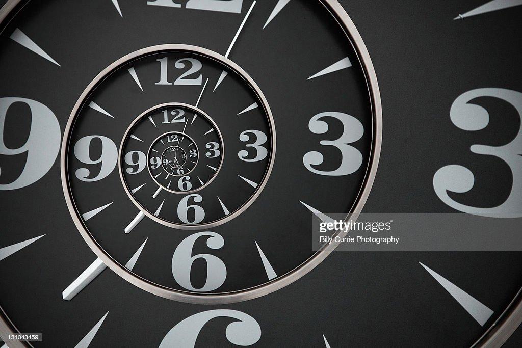 Never ending time