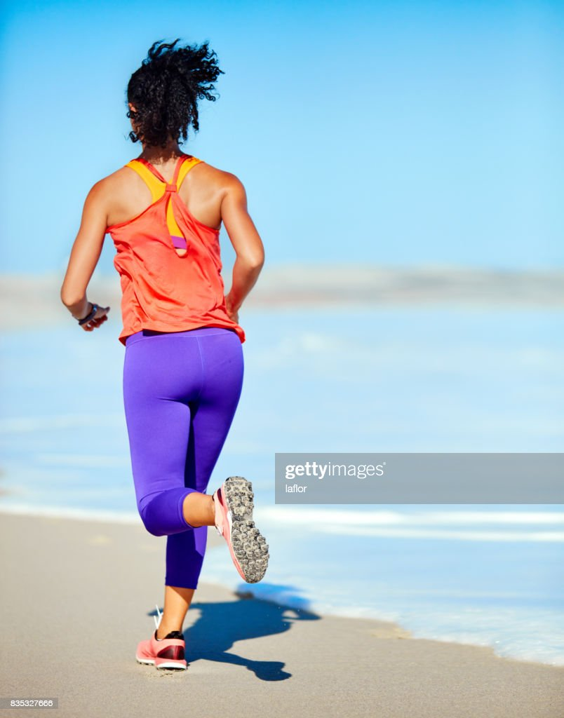Ne jamais dépasser votre joie de courir : Photo