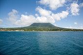 Nevis coastline
