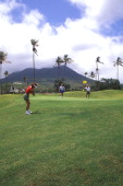 Nevis Golfing At Four Seasons Resort Mount Nevis
