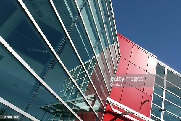 Nouveaux et modernes de style industriel bâtiment des Lofts
