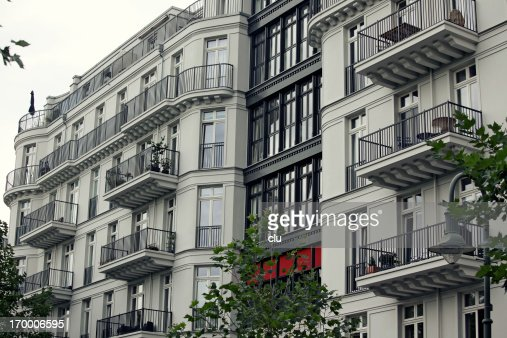 appartement maisons berlin photo getty images. Black Bedroom Furniture Sets. Home Design Ideas