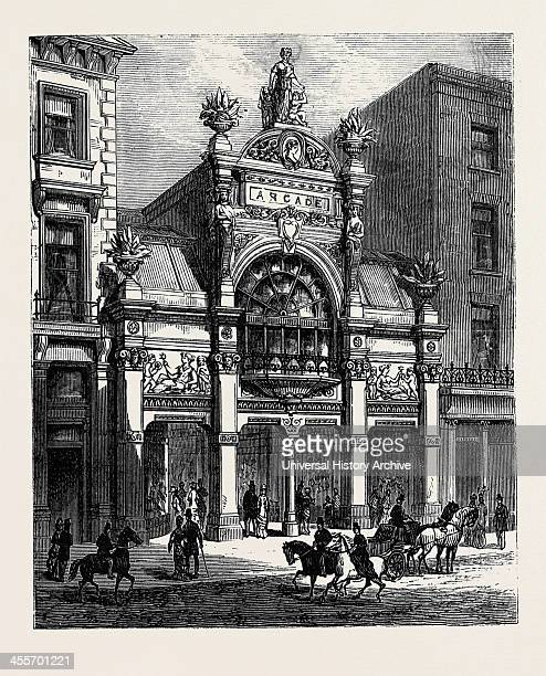 Exterior London 1880