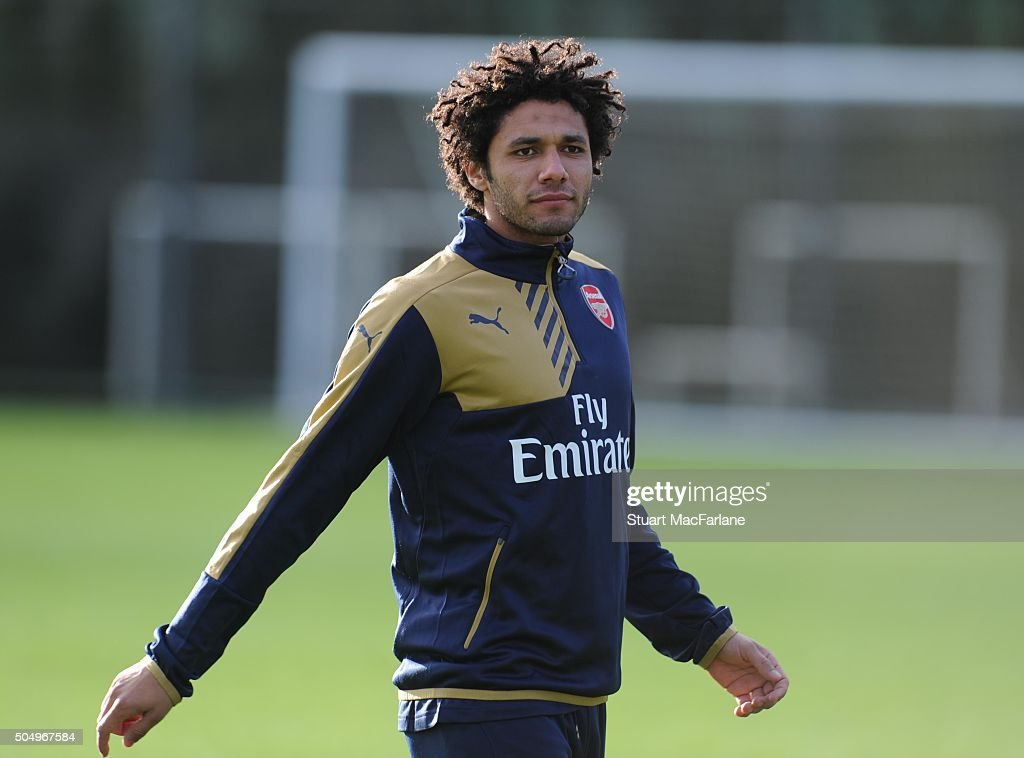 Arsenal Unveil New Signing Mohamed Elneny | Getty Images