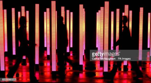 A new audiovisual installation titled Volume by Robert Del Naja of Massive Attack and designers United Visual Arts transforms the Victoria and Albert...