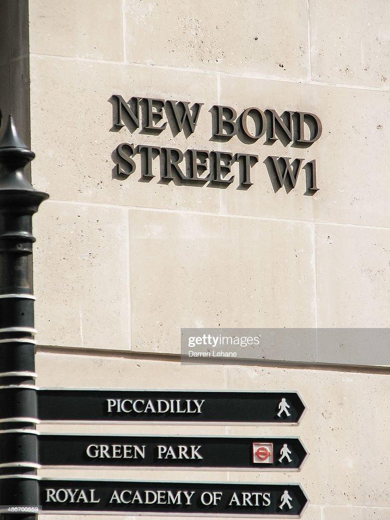 New Bond Street W1