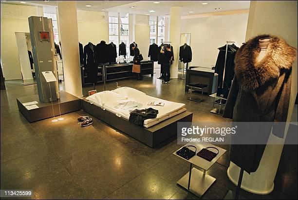 New Boutique 'Colette' In Paris On September 1St 1998 In ParisFrance
