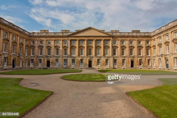 New Building, Magdalen College, Oxford, Oxfordshire, England, United Kingdom, Europe