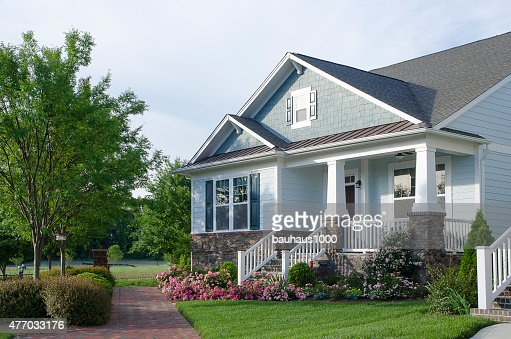New Bungalow-Style Home