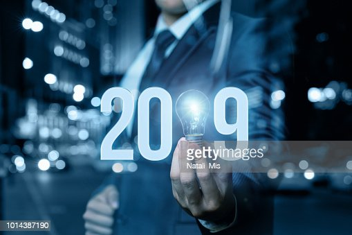 2019 new business ideas. : Stock Photo