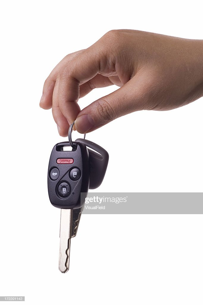 New Car Keys : Stock Photo