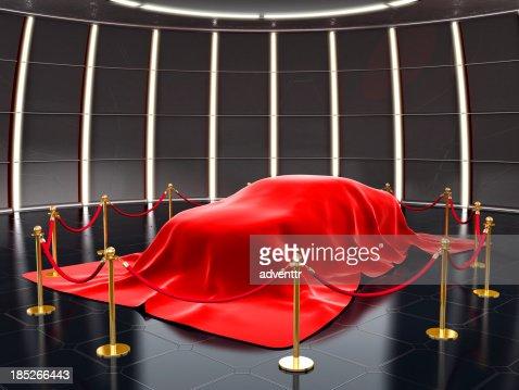 New car model exhibition