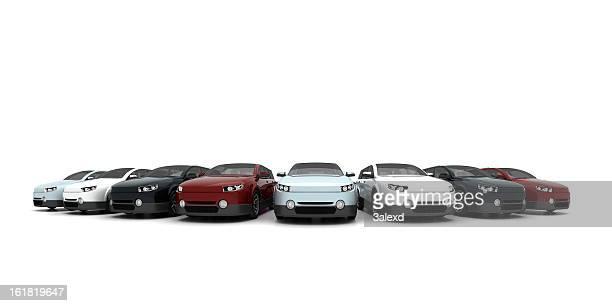 New cars