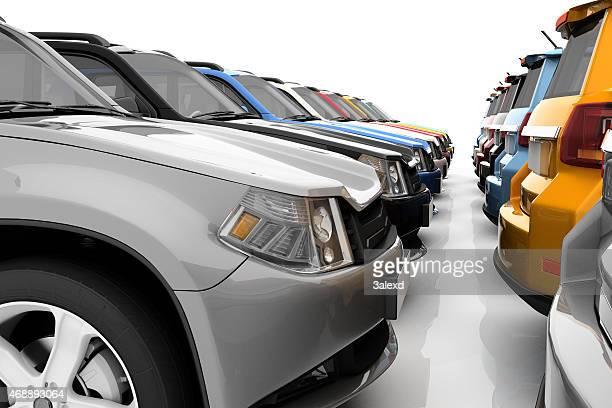 Les nouvelles voitures