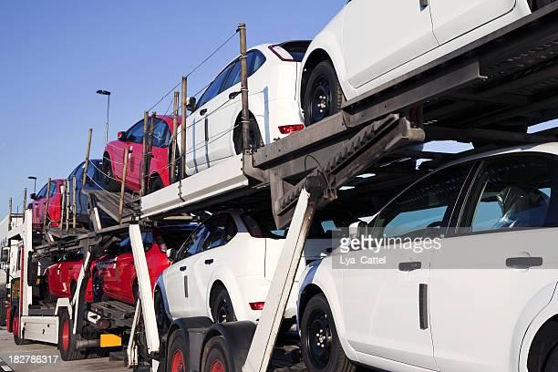 New cars transportation # 3