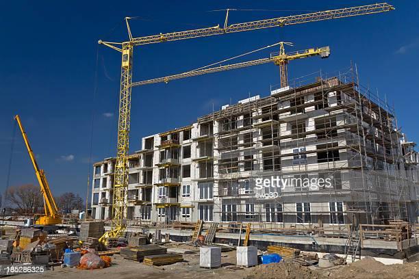 New Condominium Building under construction