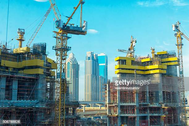 New Constructions in Dubai
