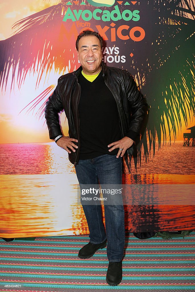 New correspondent John Quinones attends Avocados From Mexico Film Festival Suite on January 17 2014 in Park City Utah