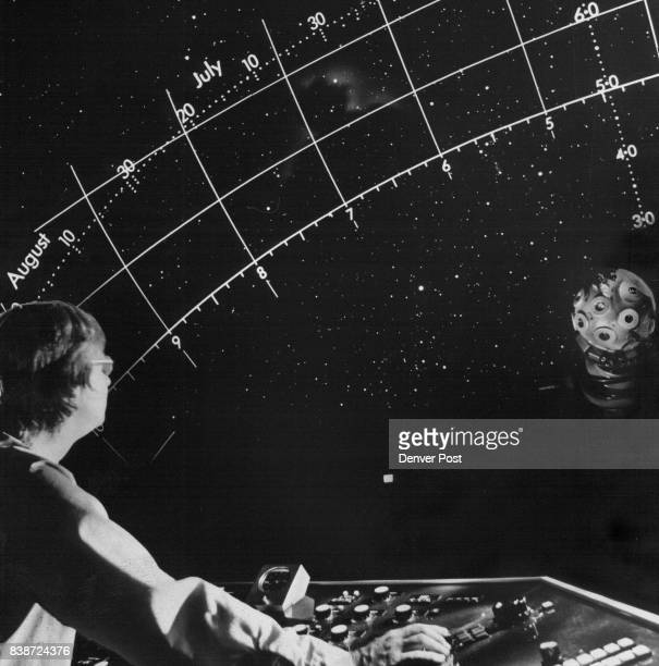 New Cu Planetarium Begins Operation ****** Colorado University Fiske Planetarium Credit Denver Post