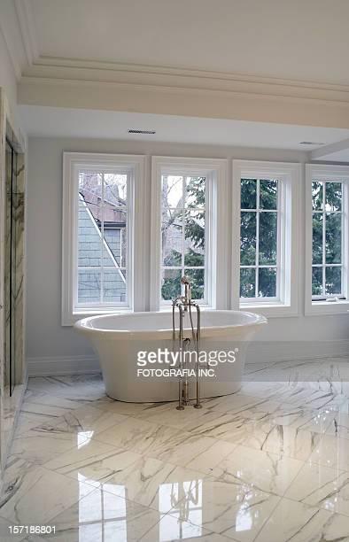 Nouvelle salle de bain conçue sur mesure