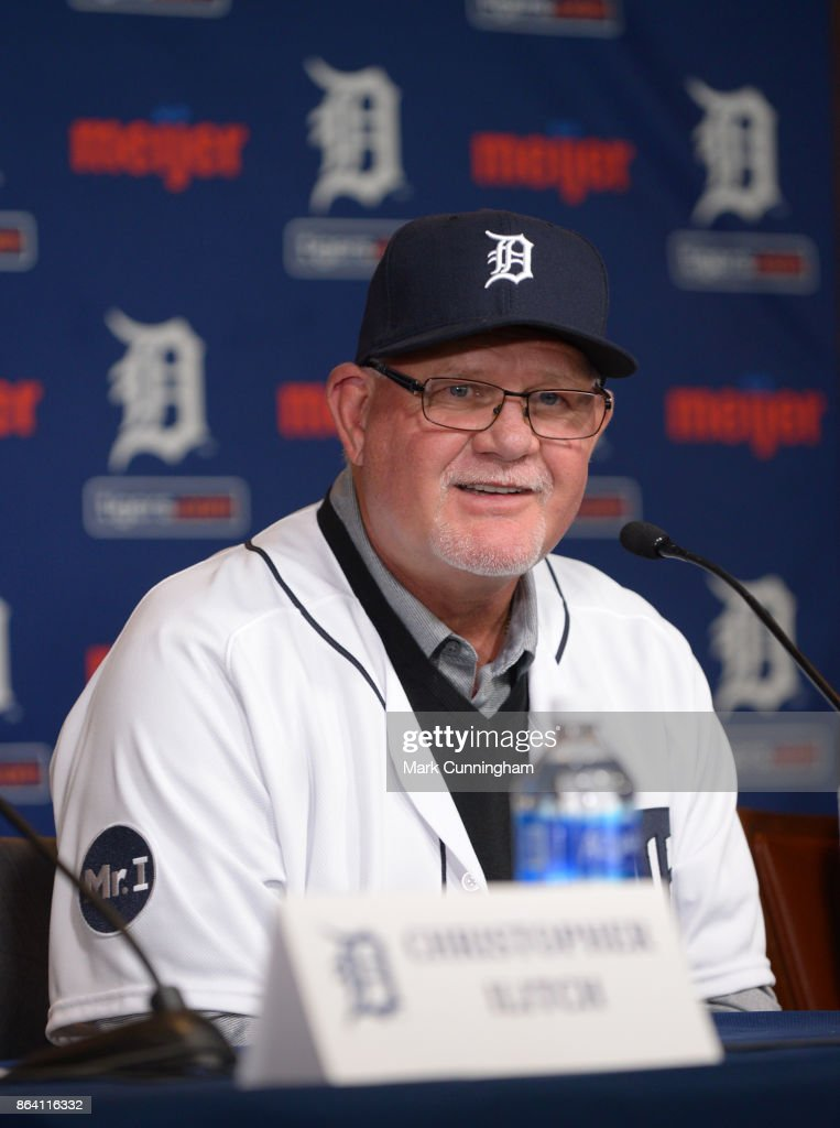 Detroit Tigers Introduce Ron Gardenhire