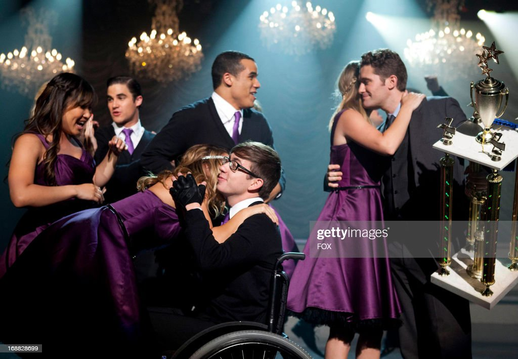 'New Directions' in the 'All or Nothing' episode of GLEE airing Thursday, May 9, 2013 (9:00-10:00 PM ET/PT) on FOX.