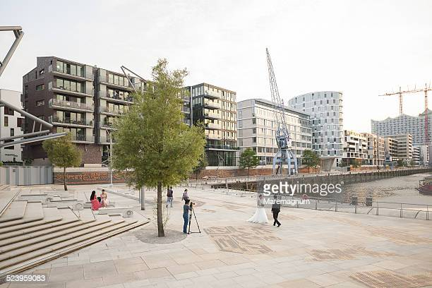 New district called Hafencity