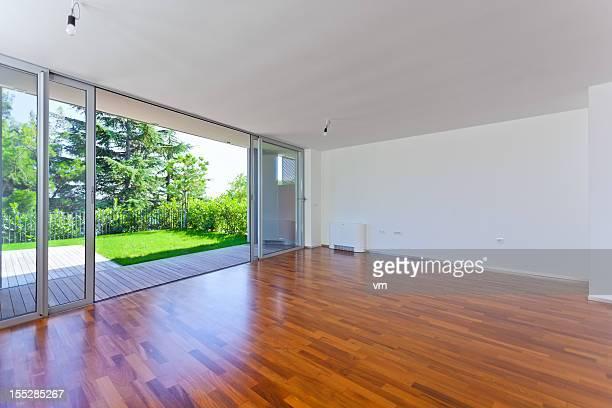 New empty flat