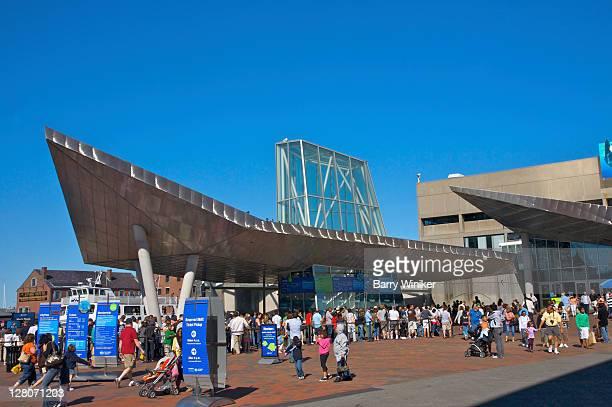 New England Aquarium, Boston, Massachusetts, USA