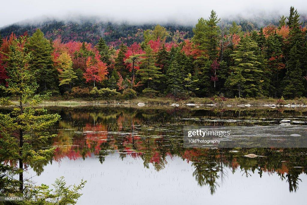 USA, New England Autumn