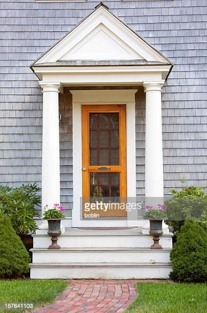 New England Doorway